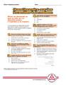 Questionnaire sur les incendies à la maison