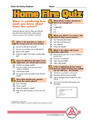 Home Fire Quiz
