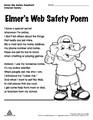 Elmer's Web Safety Poem