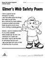Elmer's Web Safety Poem