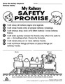 My Railway Safety Promise
