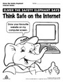 Think Safe on the Internet