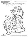 Elmer connaît les règles de sécurité-incendie. Et toi, est-ce que tu les connais ?